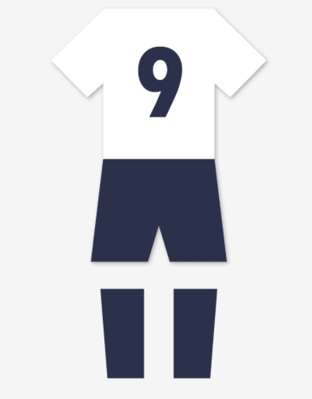Replica Nike Tottenham Hotspur Home Soccer Jersey 2021 22